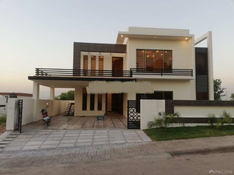 Spectacular Kanal House for Sale in Dha Lahore