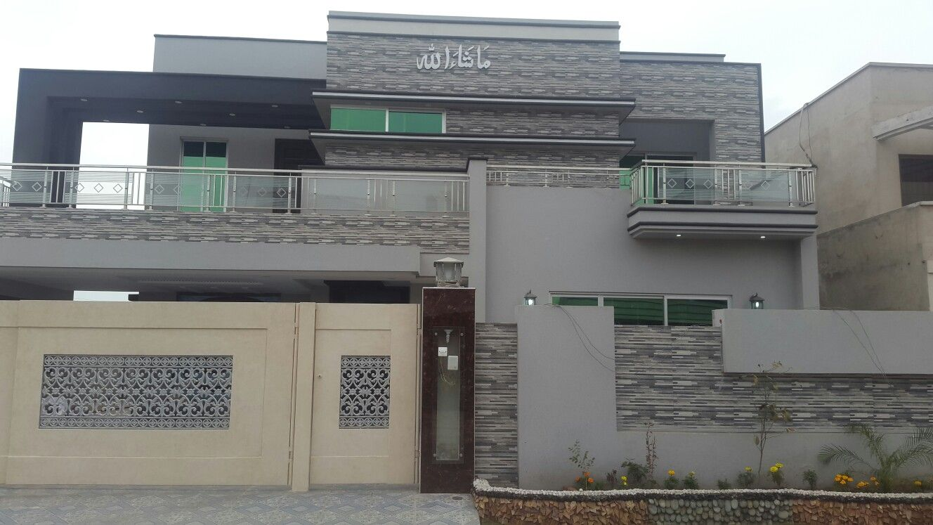 Leads 1 Kanal Brand New Out Class Design Palace For Sale In Phase 6 DHA Lahore